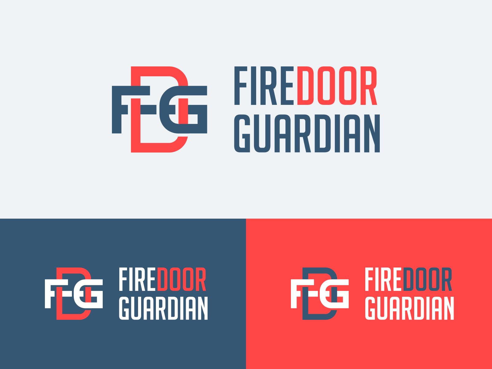"Logo Design for Security Company ""Firedoor Guardian"""