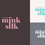 "Logo Design for Lingerie Clothes Designer ""Mink Silk"""