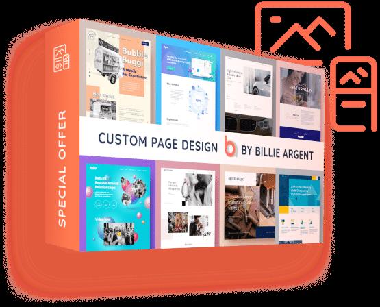 Custom Page Design Offer