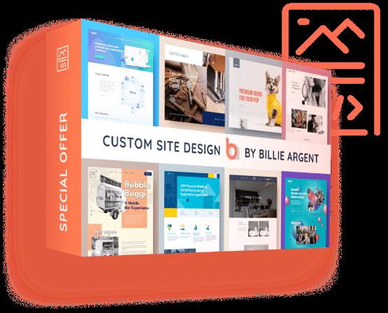 Custom Site Design Offer