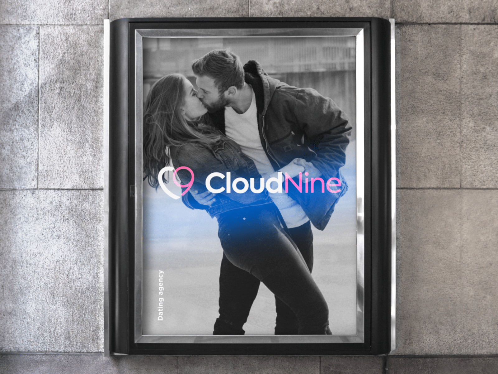 "Logo Design for Dating App ""CloudNine"""