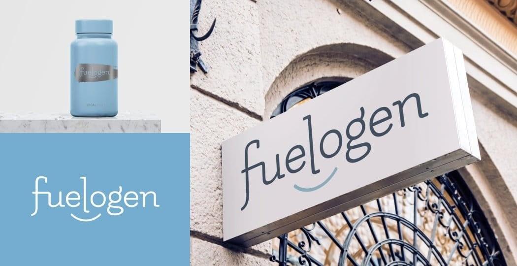 "Logo Design for Health Supplement Company ""Fuelogen"""
