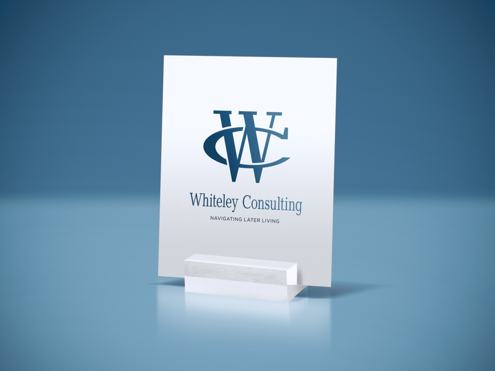 "Logo Design for Consulting Company ""Whiteley Consulting"""
