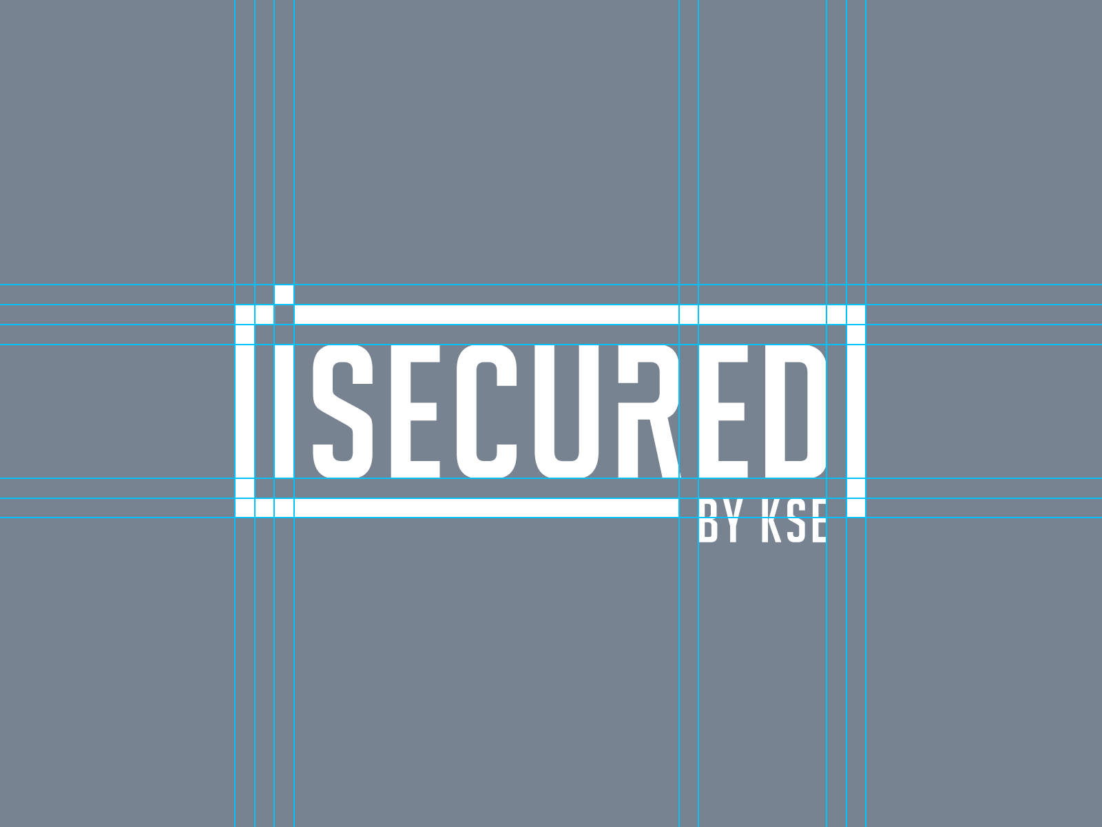 Logo Design for Security Company iSecured