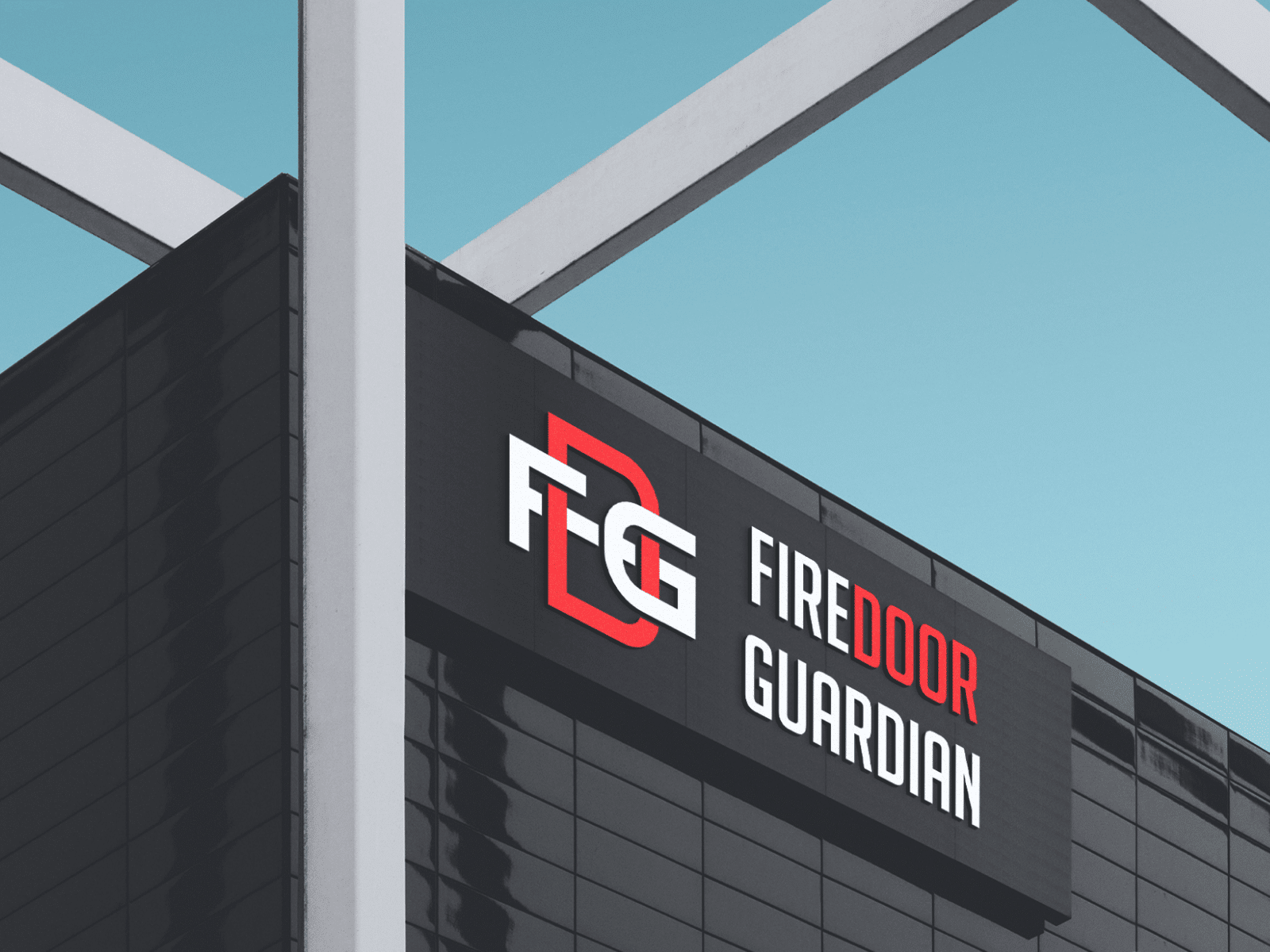 "Logo Design for Security Company ""Firedoor Guardian"""