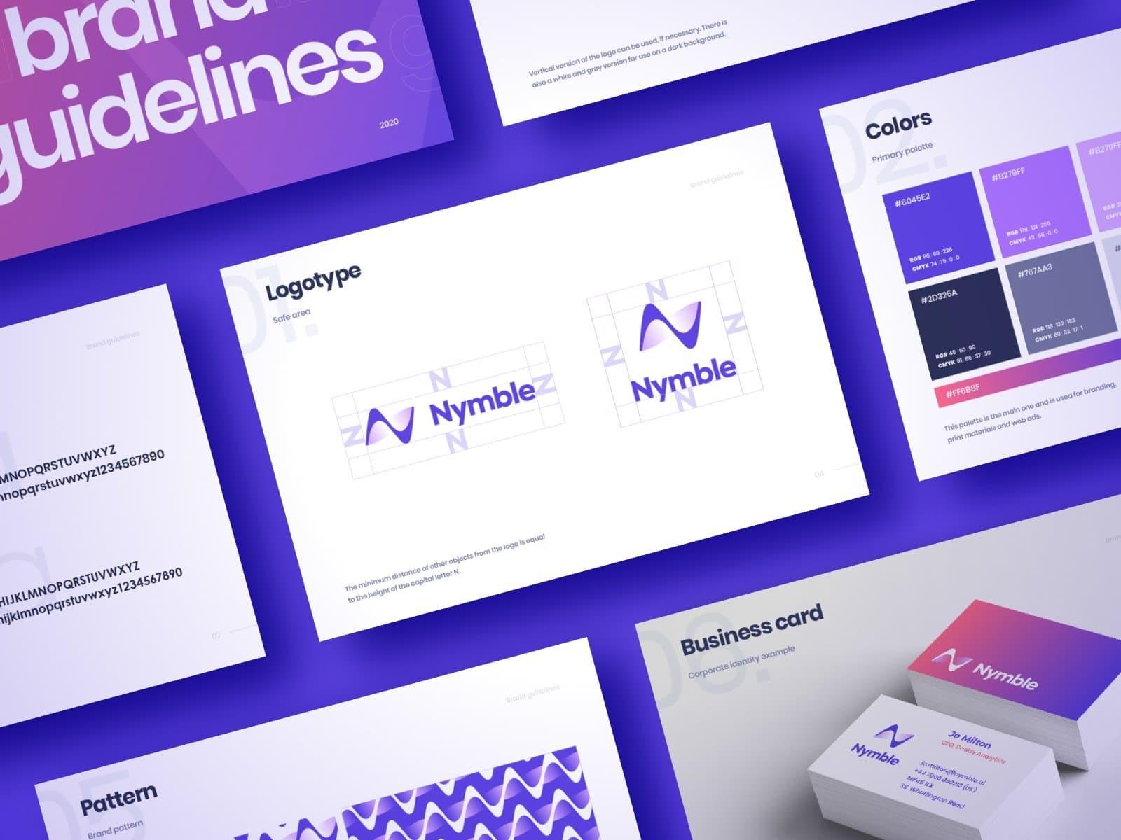 Branding & Identity_Nymble_1