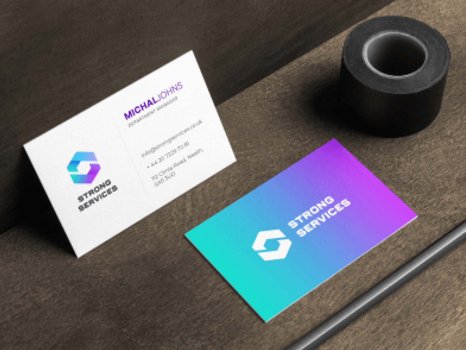 Strong Services_logo_dribbble3